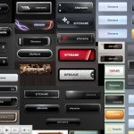 20 PSD Graphics Files For Web Designers