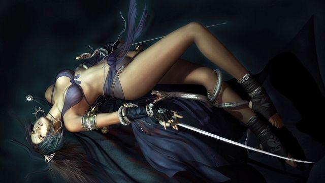 Beautiful Fantasy Girls Wallpapers