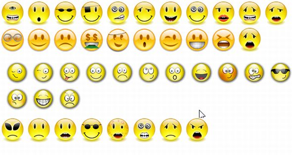 emoticons-design