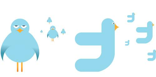 Twitter Icons Set Download