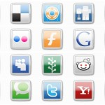 120 Free Social Bookmarking Icons
