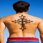 Body Tattoo Photoshop Tutorial