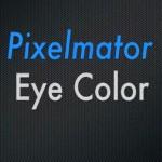 Pixelmator Tutorials : Eye Color (Video)