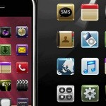 20 Free Iphone Icons Pack