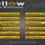 70 Free Web 2.0 Buttons Pack Download