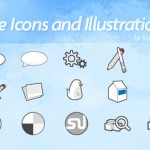 120 Free Social Media Web Icons Set Download