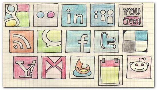 media-social-icons