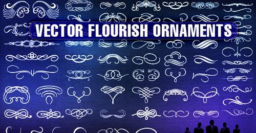 flourish ornaments design