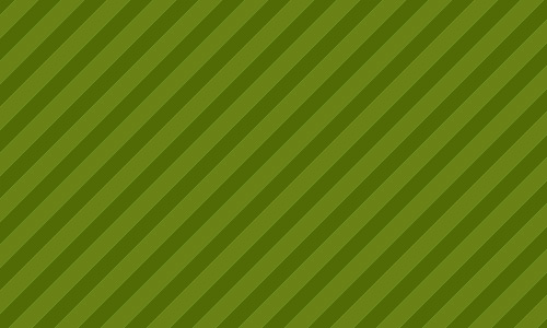Strip green pattern