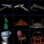 20 Free 3D Models Objects Websites Download
