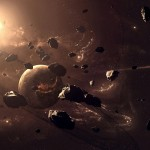 Free Grunge 3D Space Wallpapers HD Download