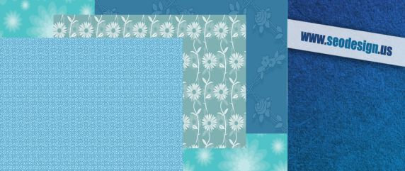 free-floral-blue-patterns