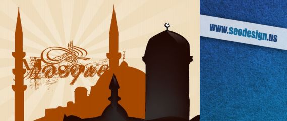 free-islamic-mosque-vector