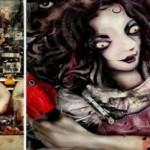Thursday Tragiklabs Artworks Monsters Illustrations Inspirations #3