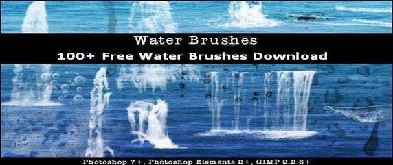 100-free-water-brushes