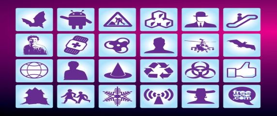 Free-Vector-Art-Signs-Symbols
