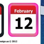 Calendar Graphics PSD Icon Download