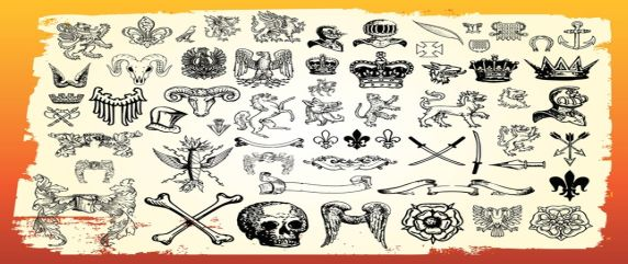 free-antique-vector-art-symbols