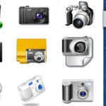 142 Free Camera Web 2.0 Icons Set Download
