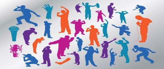 free-dance-silhouettes-vector-graphics
