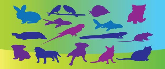 free-animals-vector-art-silhouettes-graphics