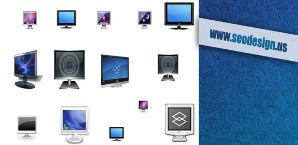 free-computers-monitor-desktop-icons