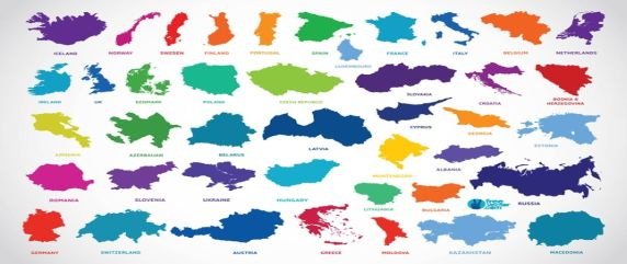 free-europe-countries-map-vector-graphics