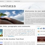 15 Best Free Business Wordpress Themes 2012