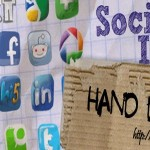 210+ Handy Drawn Social Media Icons