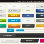 105 Free Photoshop Colorful Web Buttons