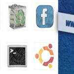 36 Free Hand Stroked Social Icons Set Download