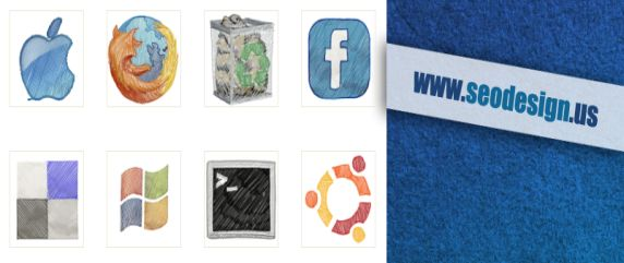 free-stroked-social-media-icons-download