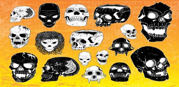 free-skulls-horror-vector-graphics