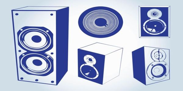 free-load-speakers-vectors-graphics-download