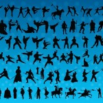 300+ Sport Vector Silhouettes