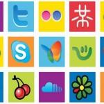 35 Free Social Media Logos Icons Vector