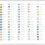 80+ Free Web Development Icons Set