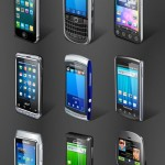 10 Mobile Phone Icons Set Download