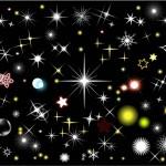 Light Effects Stars Vector Graphics