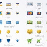 64 Payment E-commerce Icons Set