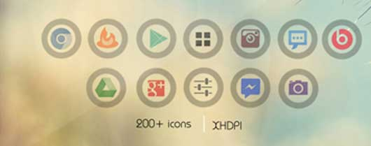 Finesse Icon Pack