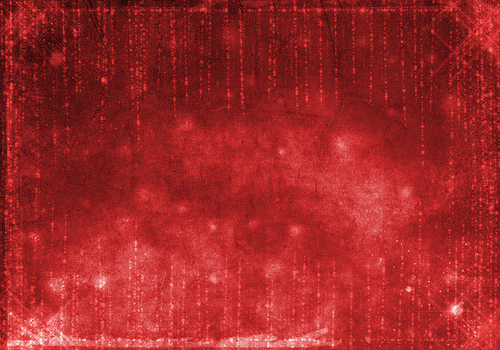 red Christmas garland texture