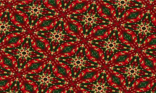 christmas poinsettia texture
