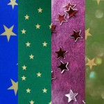 10 Christmas Stars Backgrounds