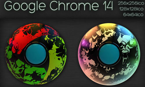 14 Free Google Chrome Icons