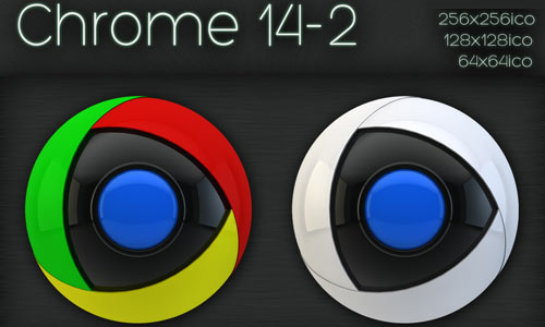 14-Part2 Google Chrome Icons