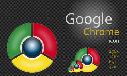 300 free google chrome icons set download