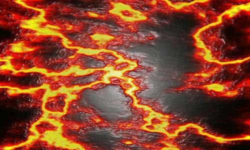 24 Volcano Lava Textures