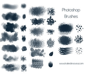 Abstract Photoshop Brush