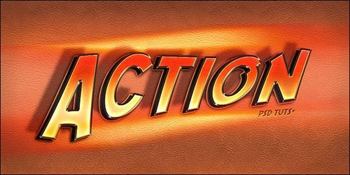 Action-Text-Effect